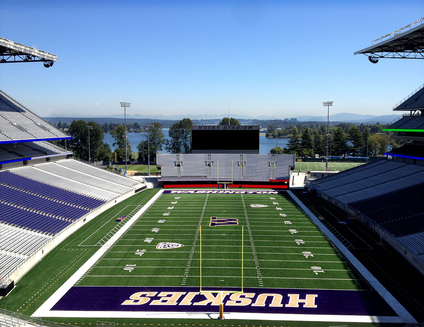 Husky Football Stadium: Winner of AGC Build Washington & NAIOP Awards