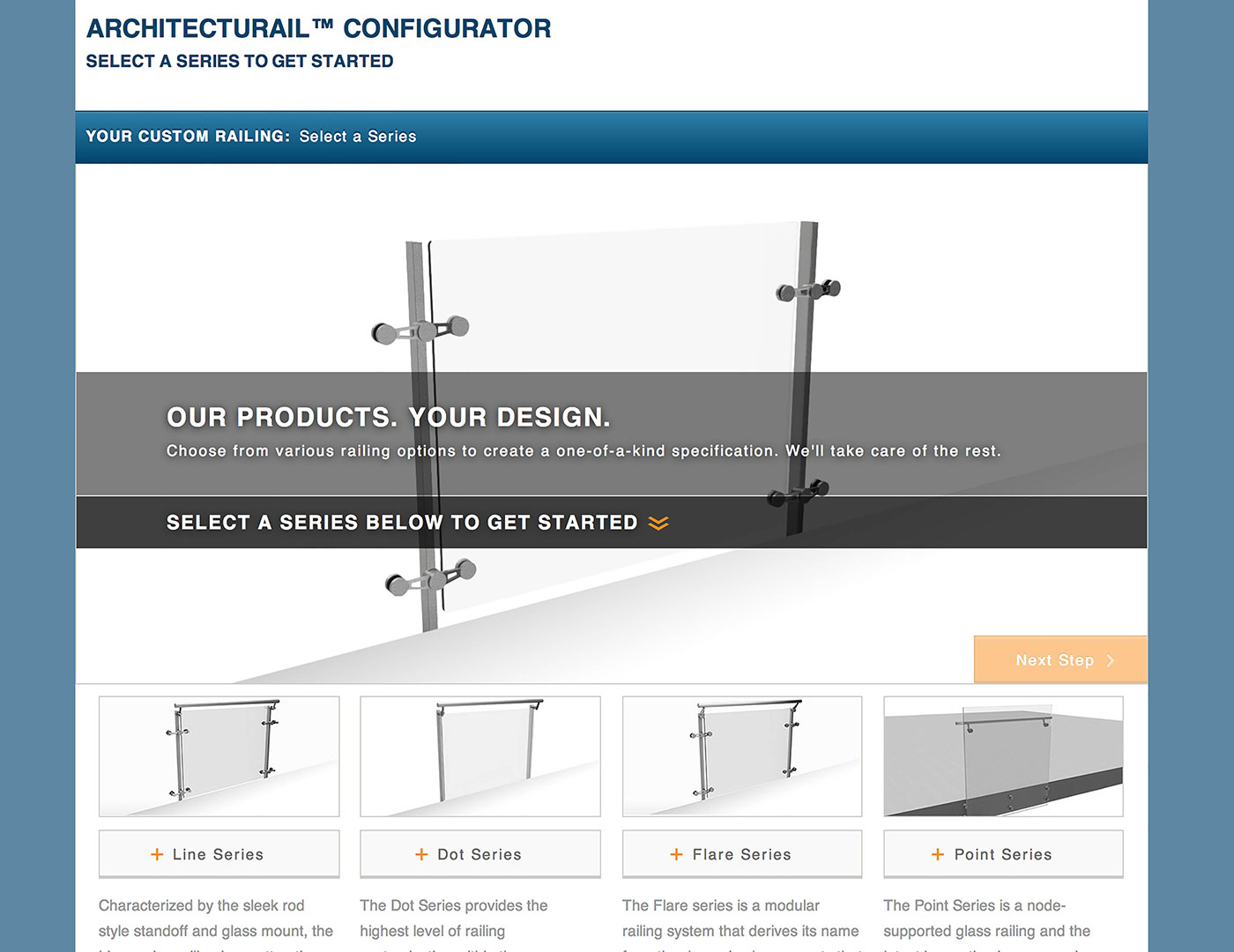 SC Railing Launches New Online Railing Design Tool