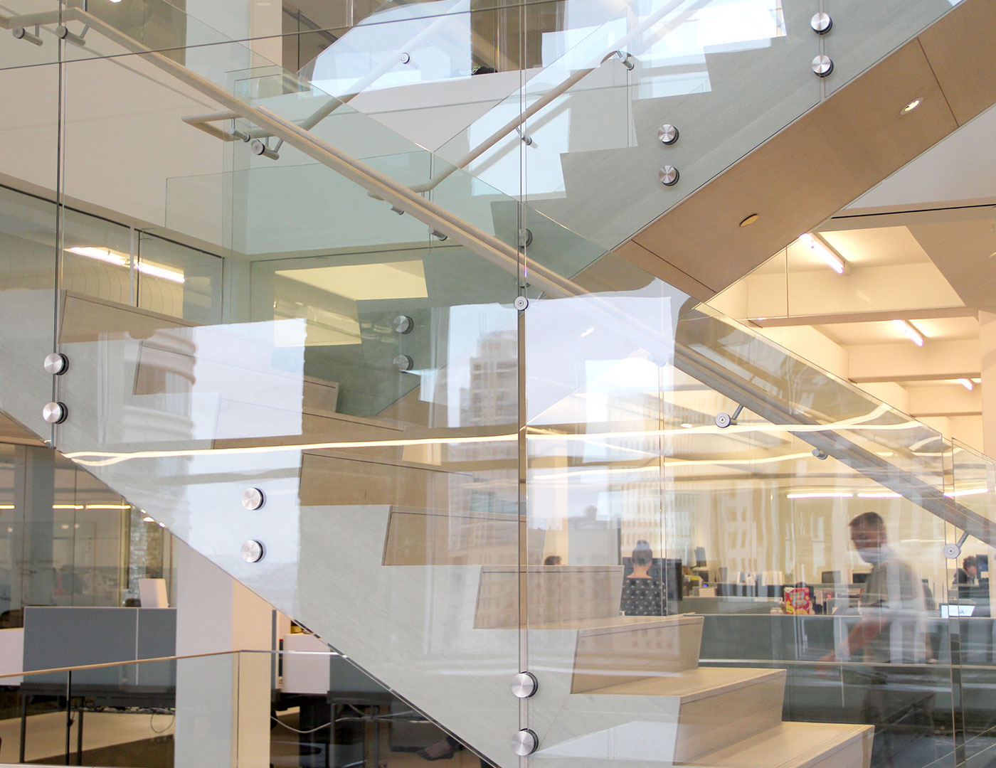 ArchitectuRAIL™ Featured in Campbell Mithun's New Office Space