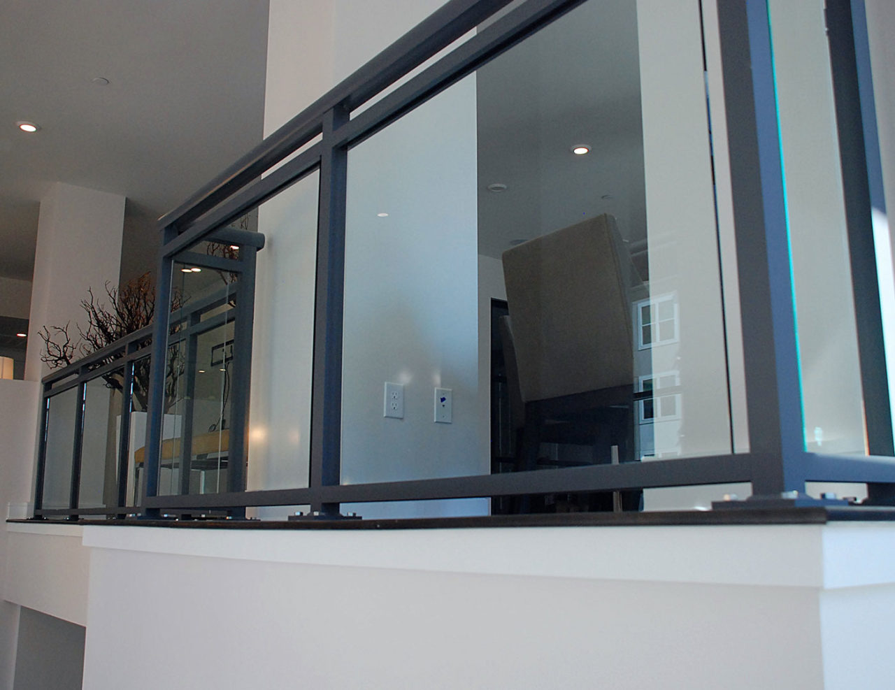 Aluminum Balcony Railing Lofts At Seigle Point Trex