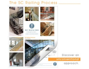SC Railing Glazier Support Process