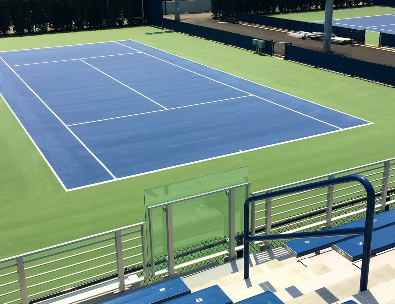 USTA South Campus Renovations