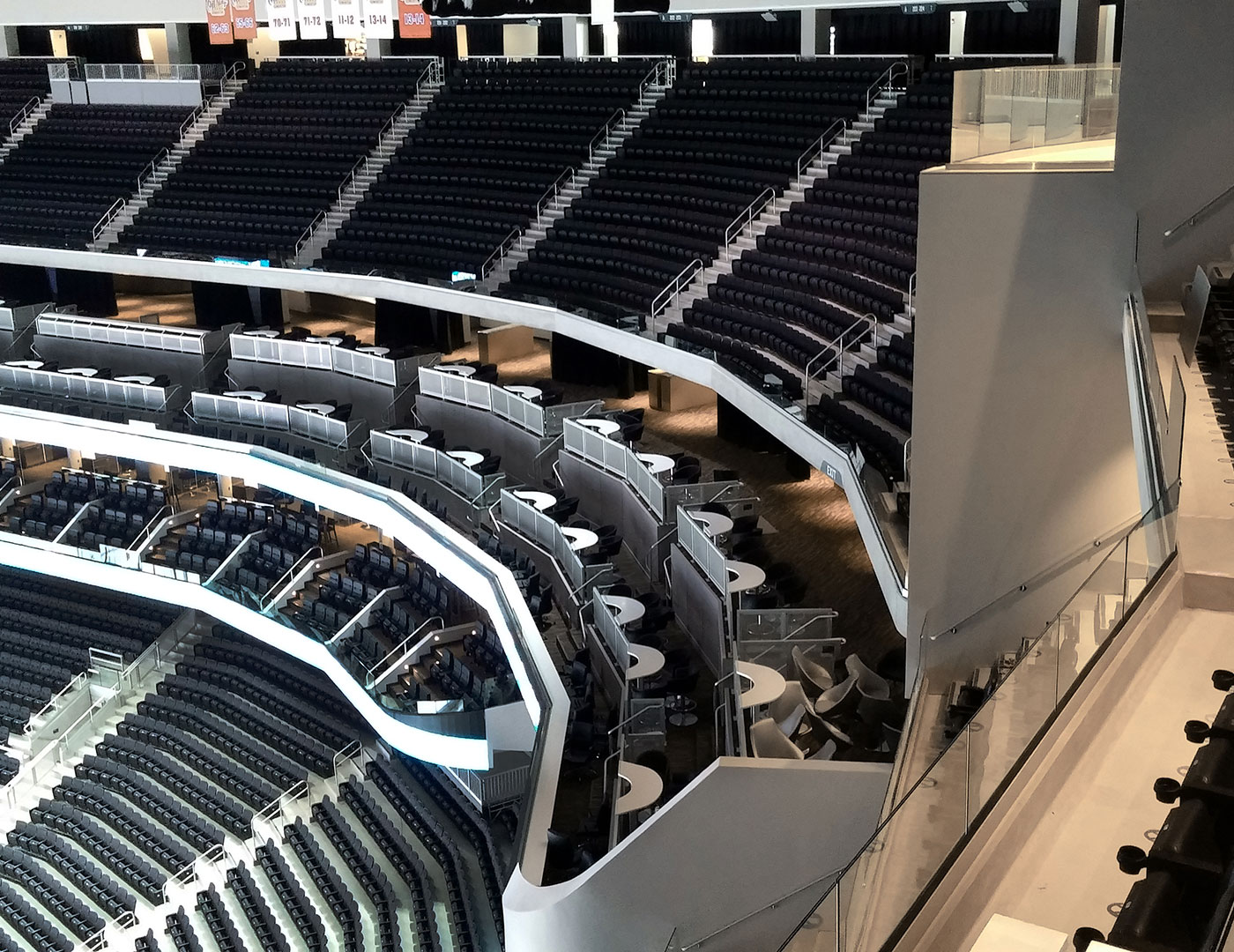 Rogers Place Trex Commercial Products Inc