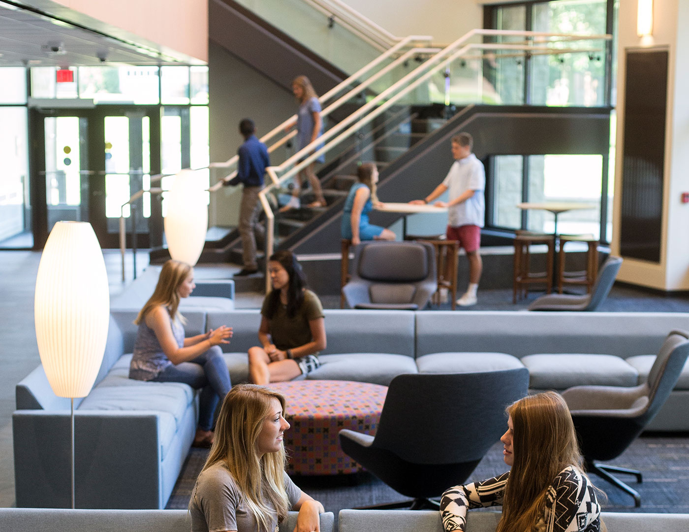 TrexCommercial_HopeCollege_StudentCenter_Lobby