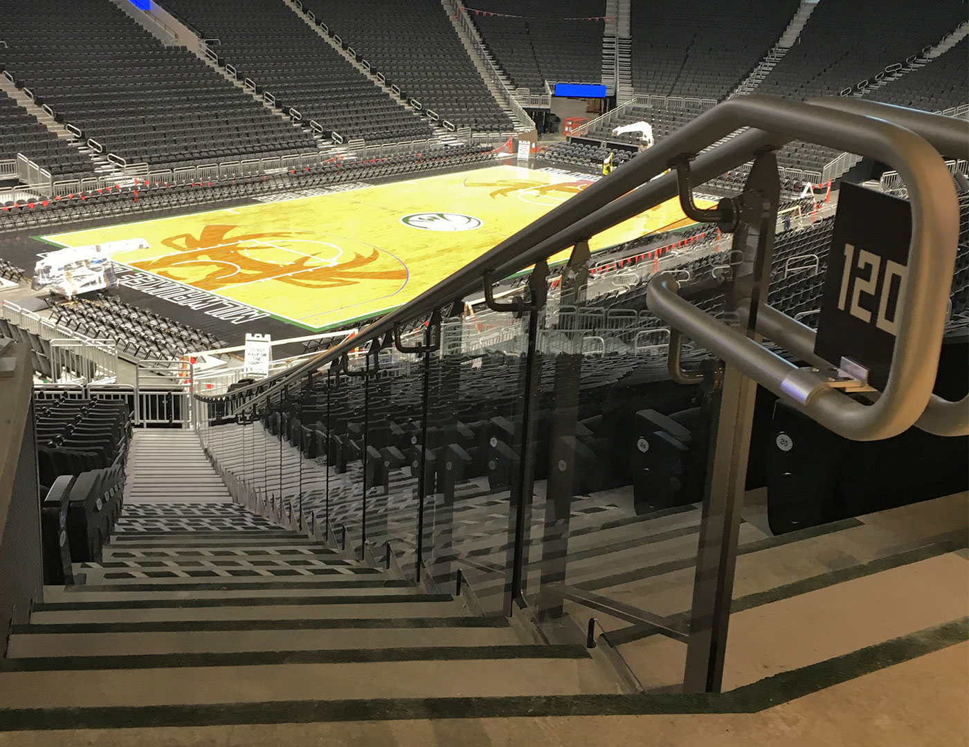 Fiserv Forum Trex Commercial Products Inc